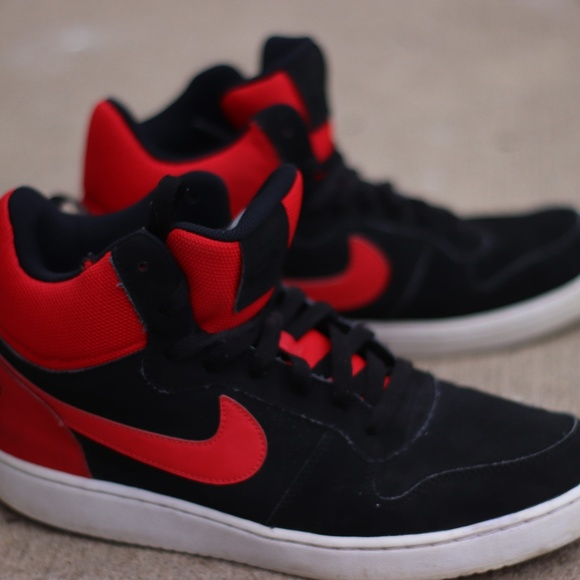 Nike Hightop Shoes   Poshmark